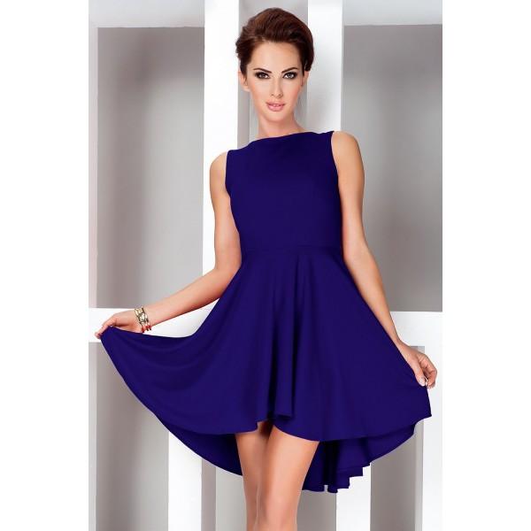Spoločenské šaty Numoco Royal Blue Zväčšiť. Zrušiť Zobraziť všetky obrázky 719dcf2c52f