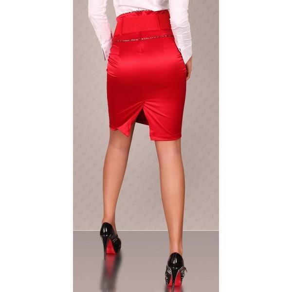 2bb8b7bd3587 Sukňa Business-look Red Zväčšiť. Zrušiť Zobraziť všetky obrázky