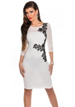 Spoločen. šaty krátke (18) - Štýlové šaty b9c674684e0