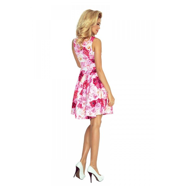 Spoločenské šaty Flower Pink Zväčšiť. Zrušiť Zobraziť všetky obrázky 654e2645a11